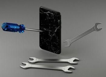 Мастерская по ремонту часов, телефонов, изготовлению ключей в ТЦ