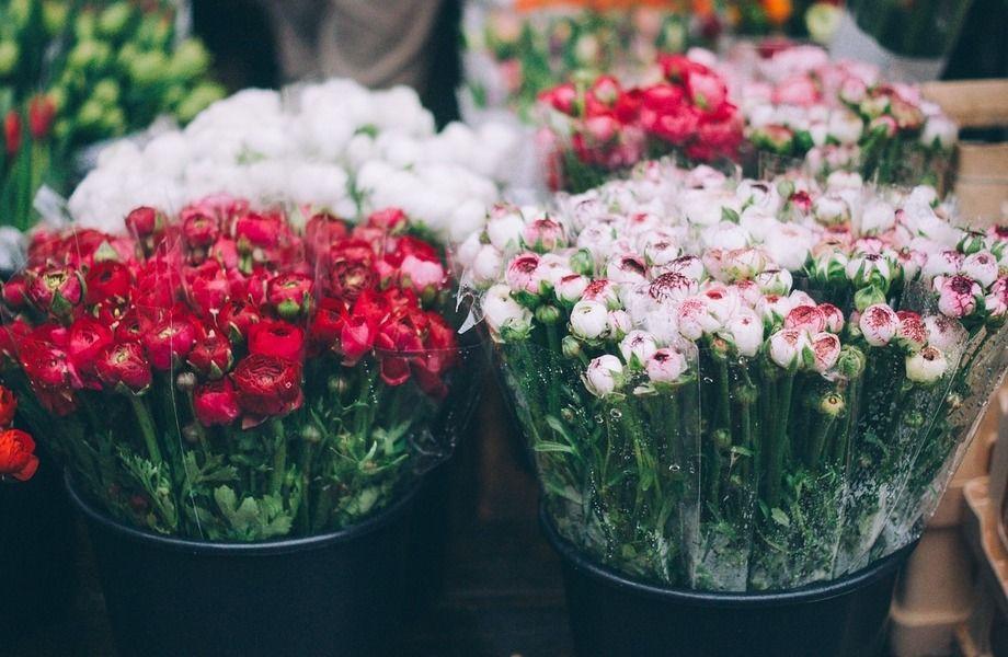 Цветочный магазин с отличной проходимостью