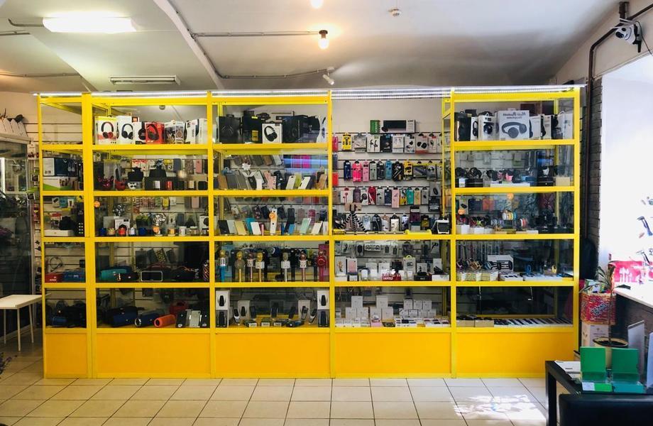 Продается магазин телефонных аксессуаров