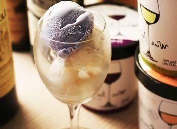 Островок с алкогольным мороженым