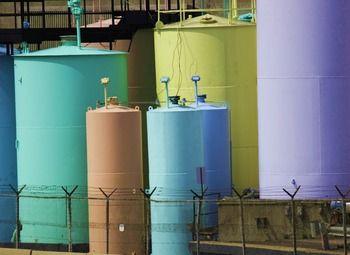 Нефтебаза в Ленинградской области