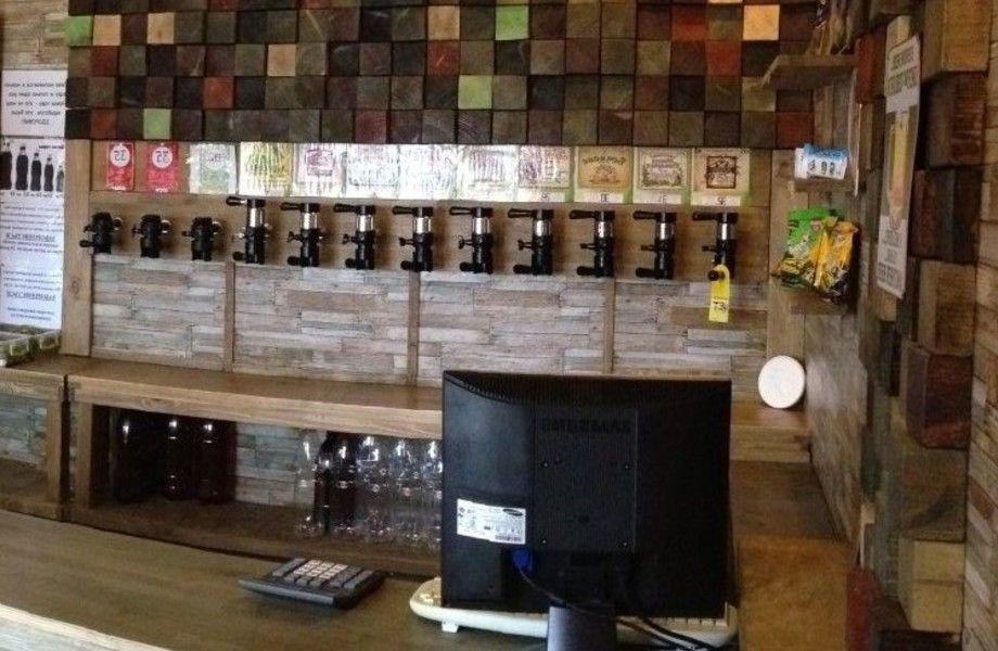 Магазин разливного пива в Озерках