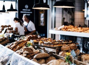 Пекарня-булочная-столовая