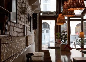 Прибыльное кафе в г. Пушкин на 80 посадочных мест