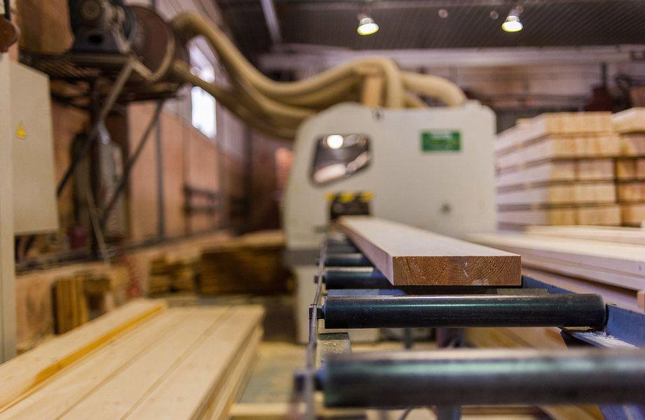 Эксклюзивный бизнес по деревообработке