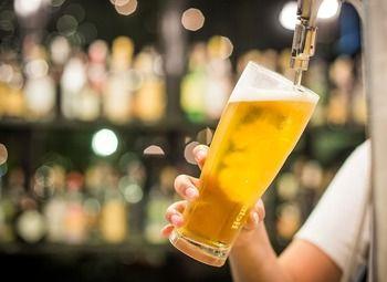 Прибыльный магазин пива в Выборгском районе