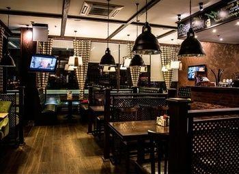 Популярный гриль-бар в Центре