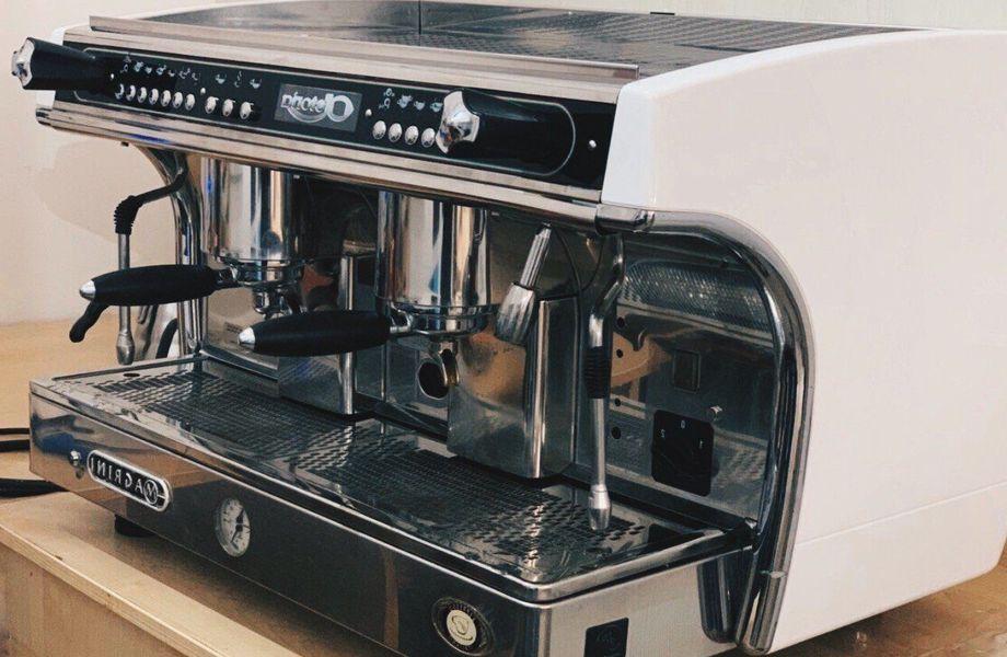 Мобильная кофейня премиум-класса
