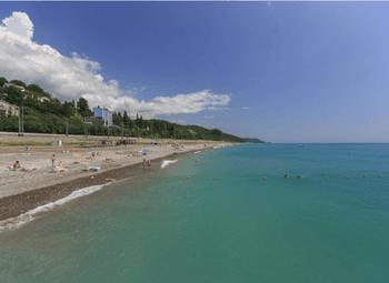 Гостевой дом на Черном море
