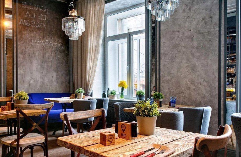 Уютное кафе в центре СПб
