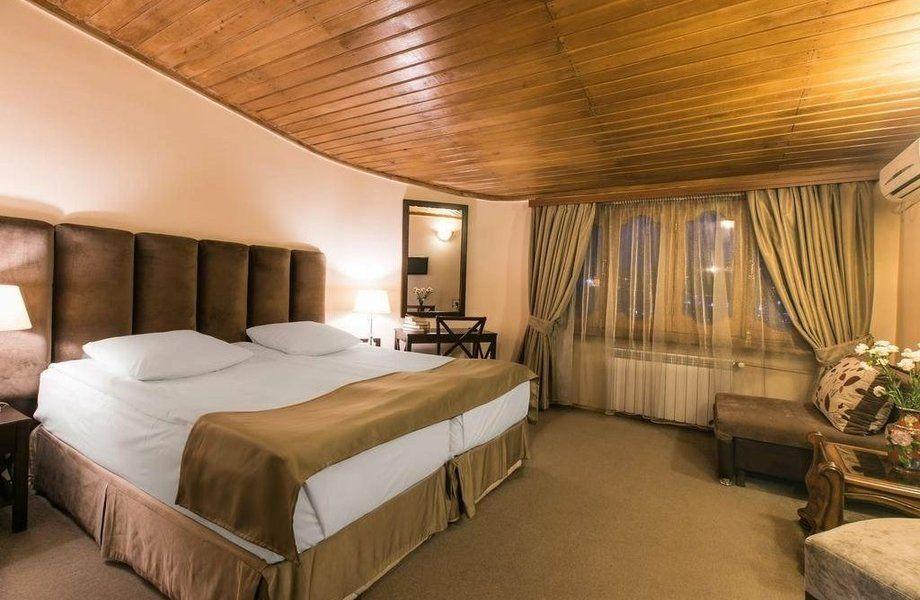 Апарт Отель V.I.P. с рейтингом 9.6 на Букинге