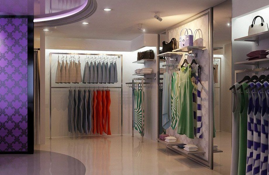 Готовый магазин в ТРК