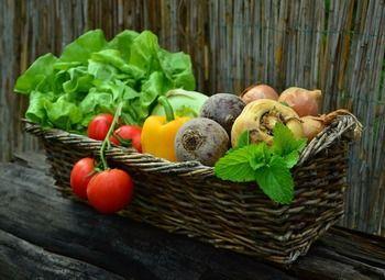 Перспективный магазин фруктов и овощей
