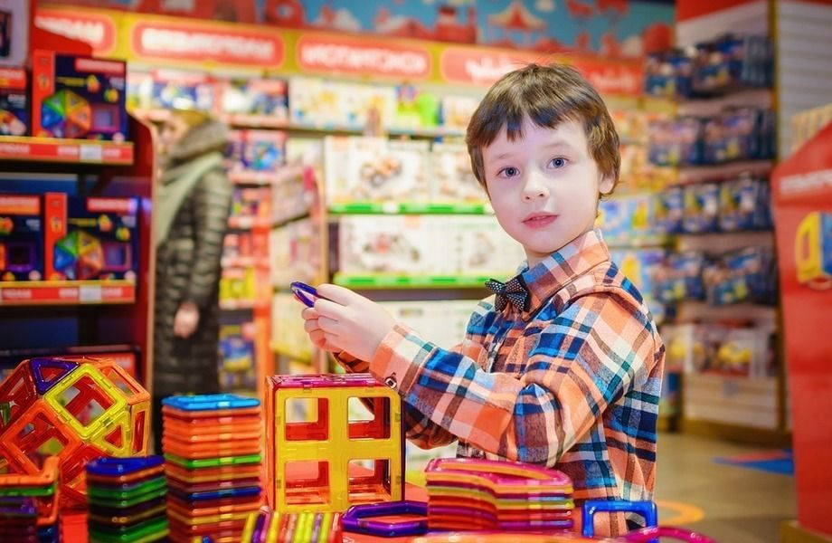 Магазин детских товаров в новом ЖК
