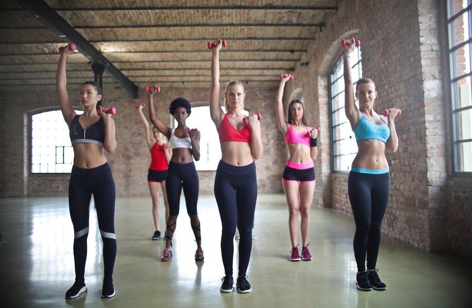 Фитнес Студия с большим потенциалом.