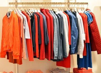 Магазин стильной одежды в самом центре города