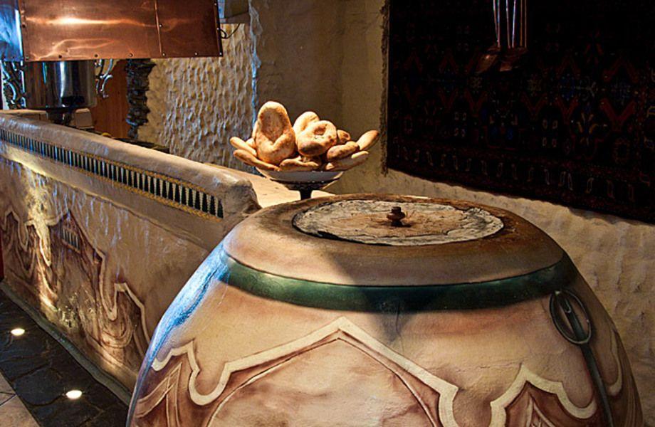 Пекарня-тандыр по цене материальных активов