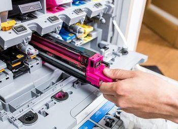 Сервис по обслуживанию струйной и лазерной печатной техники