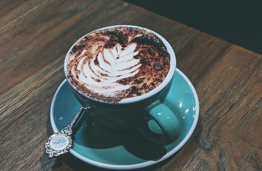 Кофе с собой в крупном ЖК