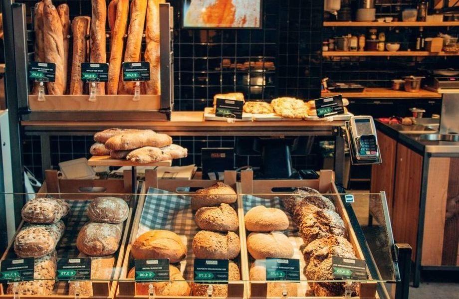 Раскрученная пекарня в центре города