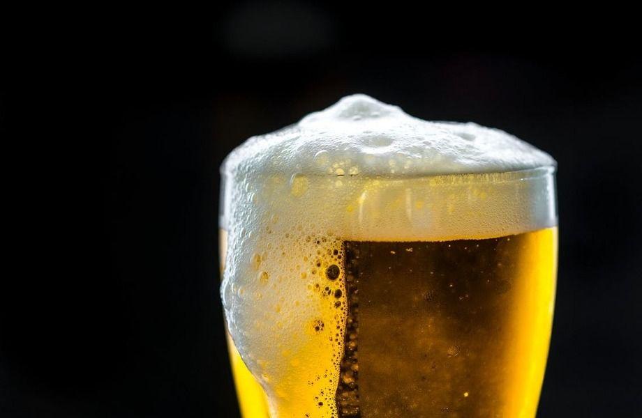 Магазин разливного пива на 19 кранов