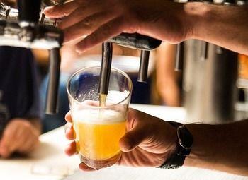 Магазин разливного пива в Кудрово