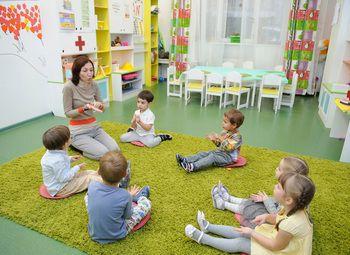 Детский садик в Кудрово