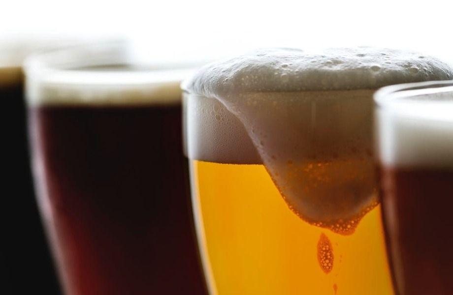 Магазин разливного пива на 19 кранов в нежилом фонде