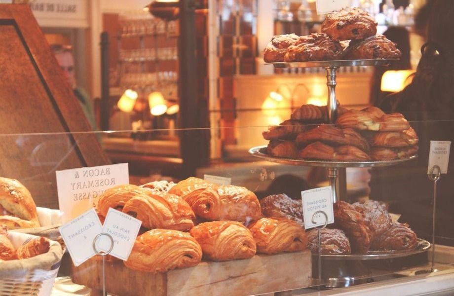 Кафе-пекарня с посадочными местами