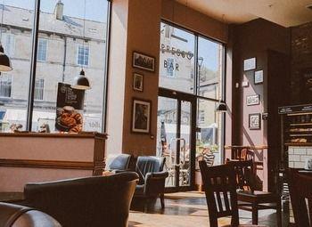 Лофт-кафе в самом центре города