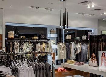 Магазин одежды на Ладожской