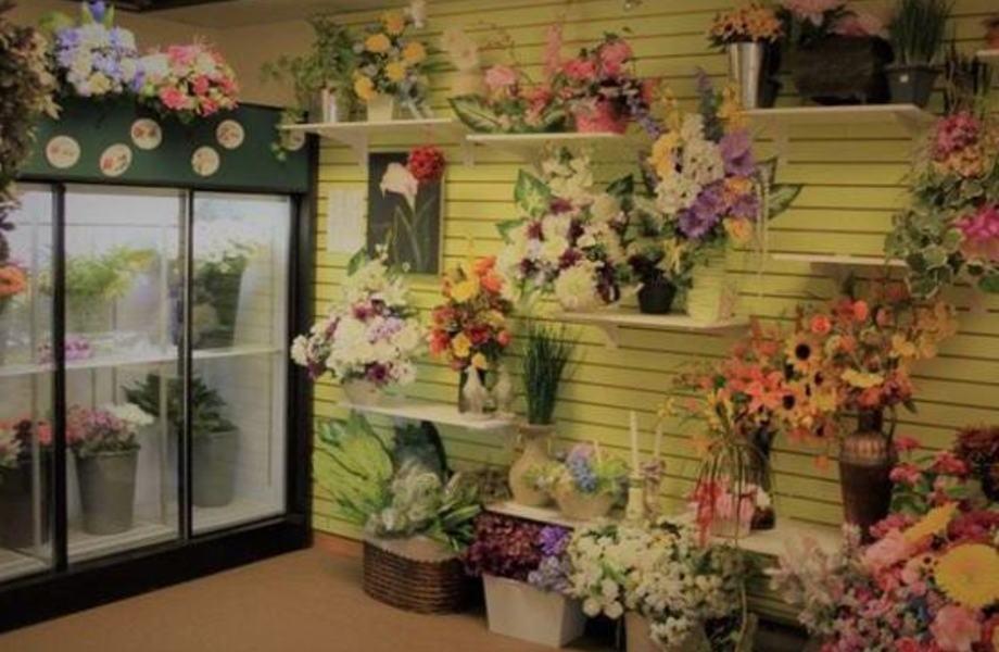 Прибыльный цветочный магазин в спальном районе