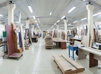 Крупное мебельное производство, работающее на всю Россию