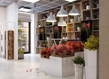 Цветочный Магазин на проспекте Просвещения