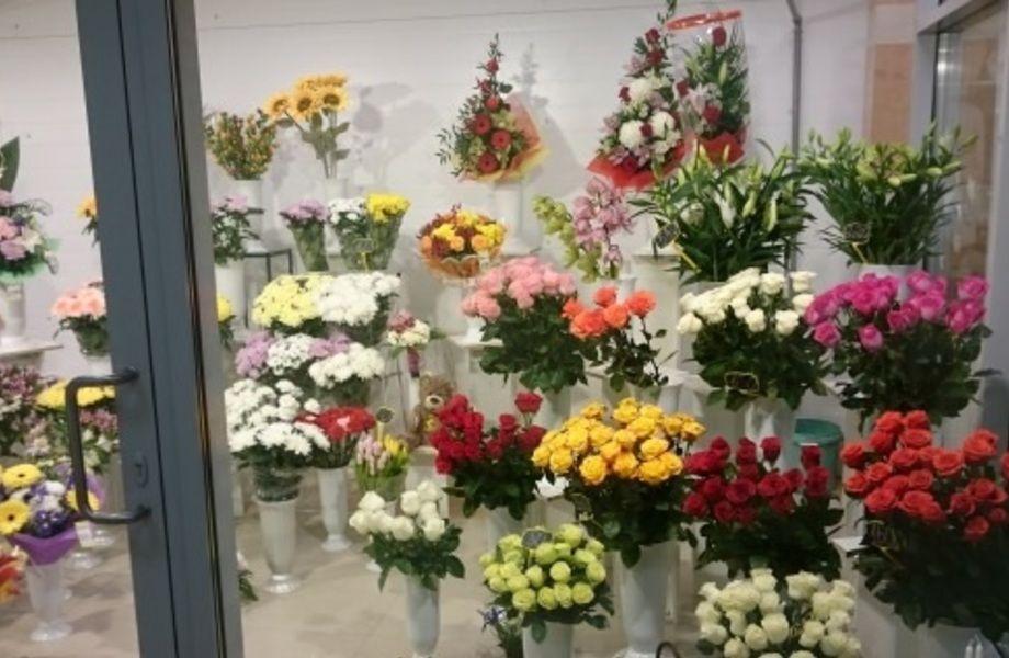 Цветочный магазин без конкурентов