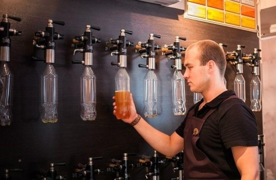 Перспективная точка разливного пива