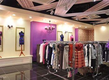 Крупный магазин женской одежды по цене товарных остатков