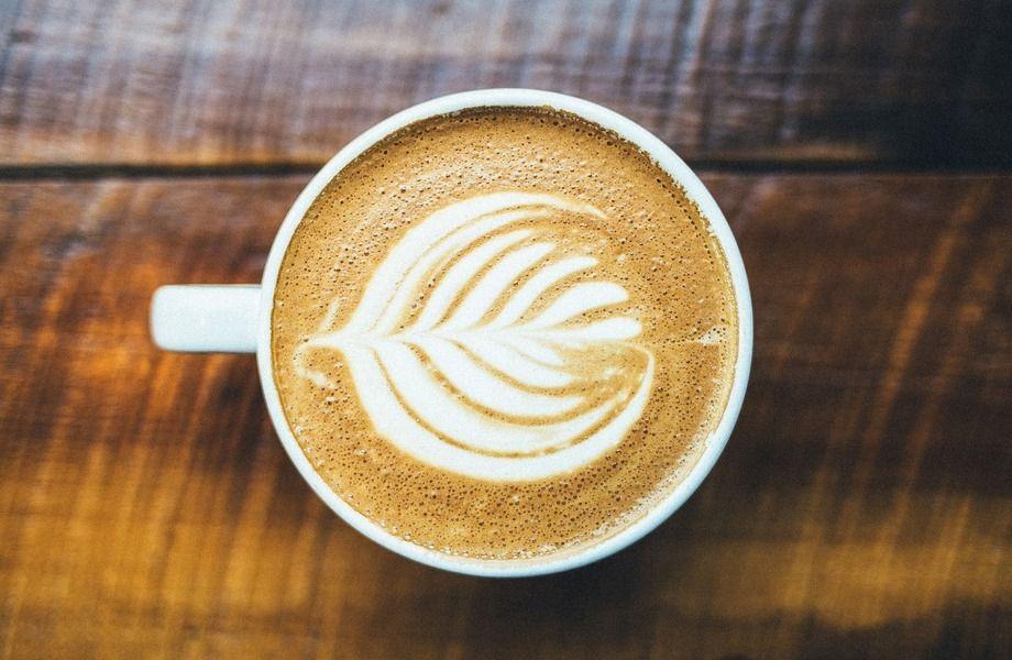 Точка по продаже кофе с собой