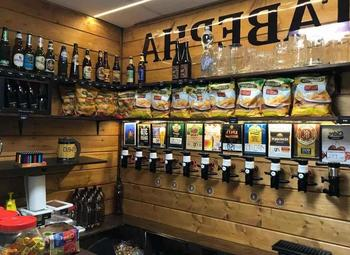 Магазин разливного пива на Просвещении