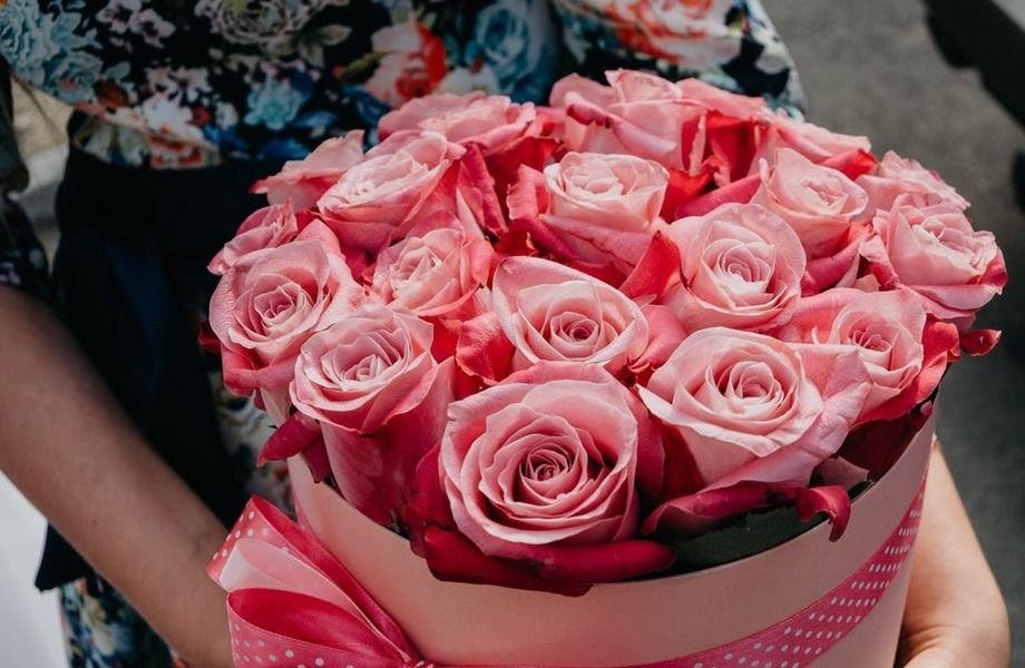 Магазин цветов рядом с метро