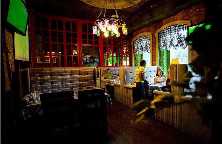 Ресто-Бар в Лофт пространстве