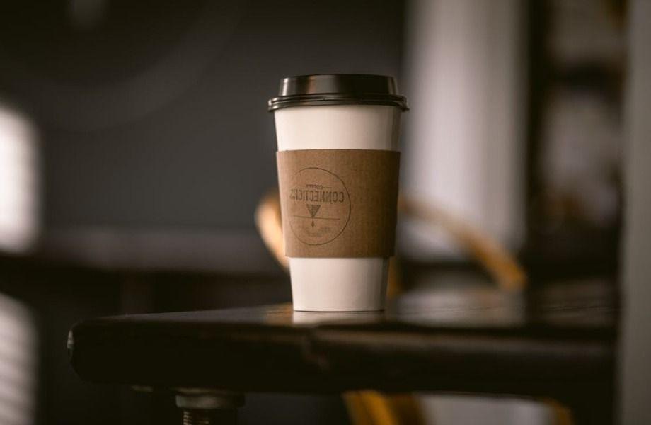Кофе точка с высоким трафиком