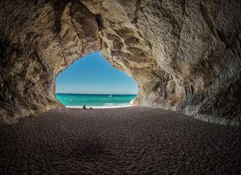 Соляная пещера в крупном спальном районе