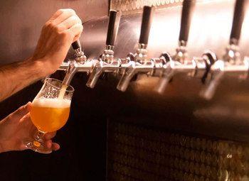 Магазин-бар разливного пива в ЖК