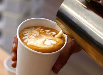 Кофейня от известной сети