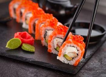 Прибыльный суши бар по известной франшизе