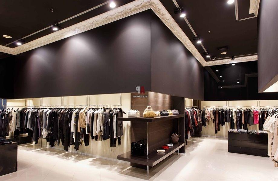 Магазин брендовой одежды в г. Пушкин