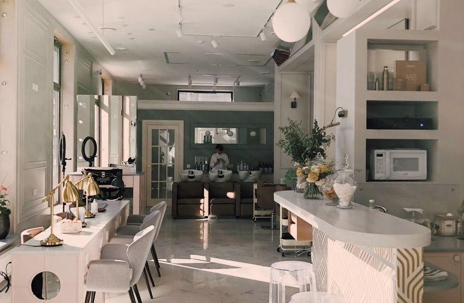 Салон красоты премиум-класса м Белорусская