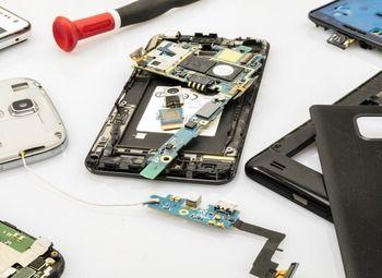 Мастерская по ремонту телефонов с низкой арендой