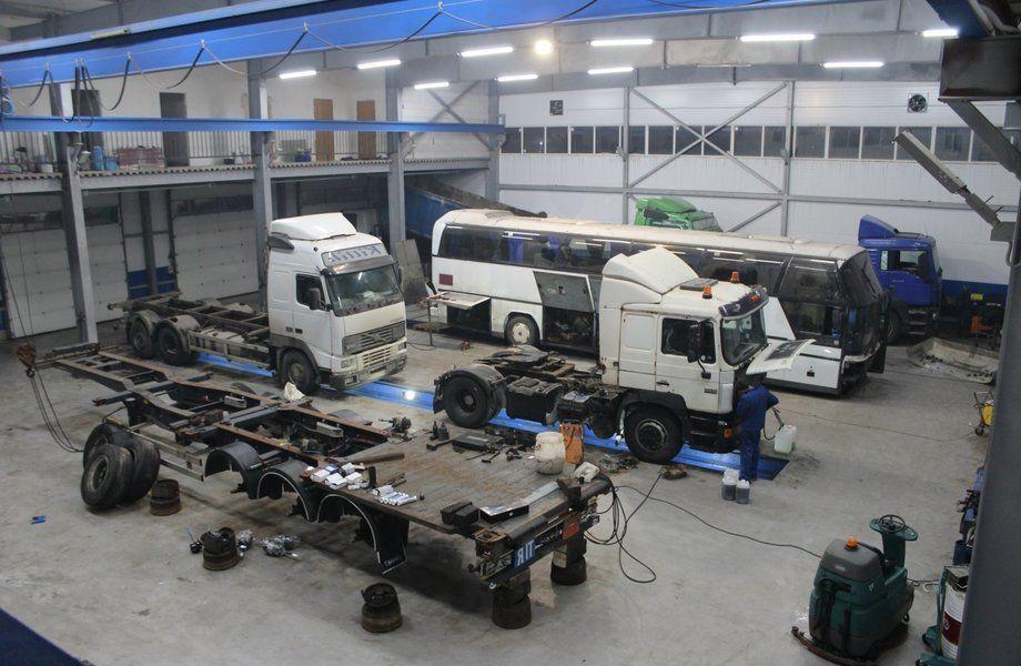 Аренда грузового сервиса, стоянки, автомойки и т.д.
